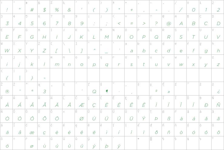 Gotham-LightItalic | G | Sans Serif Fonts | OpenType | Free