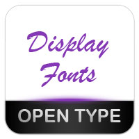 Display Fonts