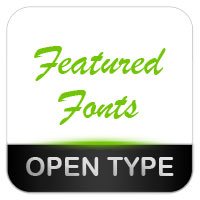 Featured Fonts